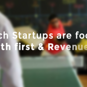 Growth First and Revenue later