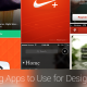 10 Stunning Apps For App Design Inspiration