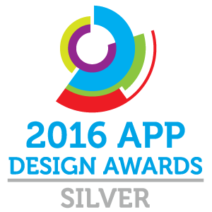 Silver App Design Awards