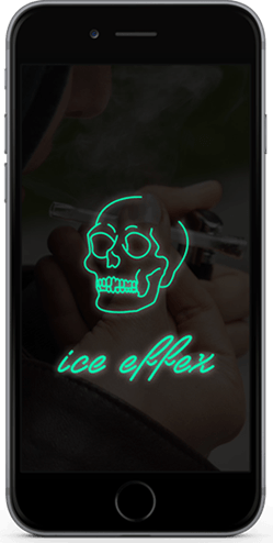 Ice Effex Mobile App Developed By Buzinga