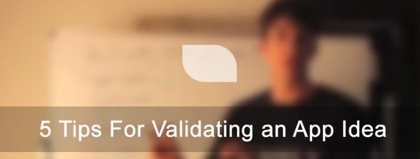 validating-an-app-idea