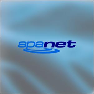 SpaNET logo