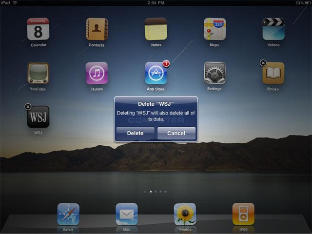Remove Mobile App