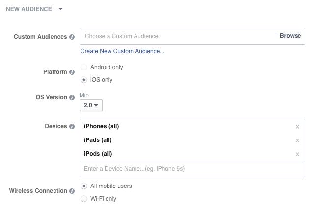 facebook phone targeting