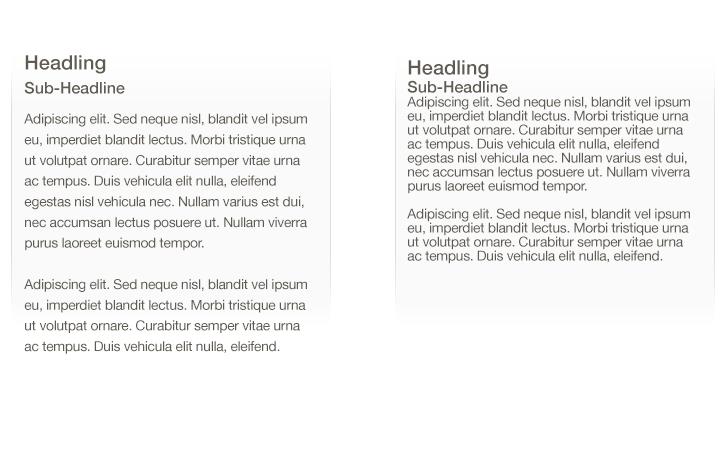 readability-spacing-buzinga