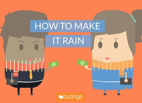 How To Make It Rain