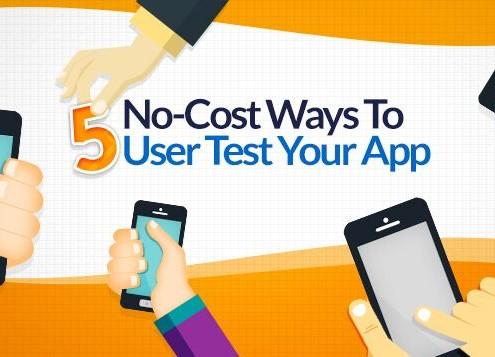 5 No Cost Ways To User Test Your App