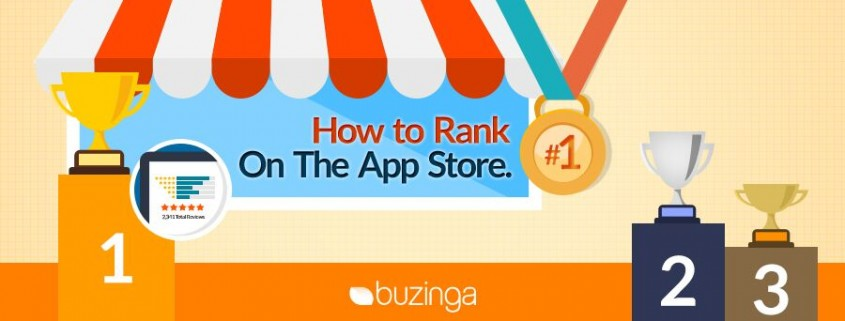 How To Rank number 1 On The Appstore