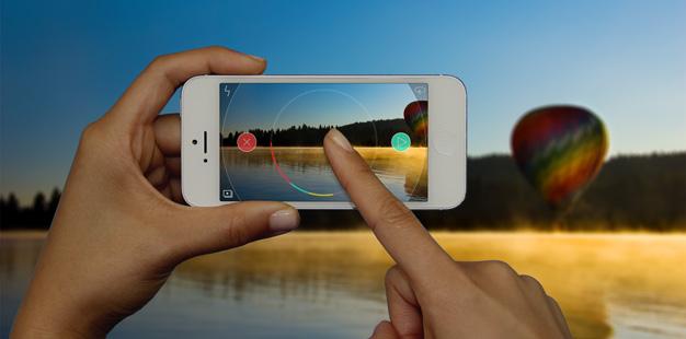 Mobile App Photo App