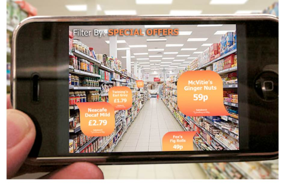 how augmented reality will change retail