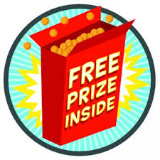 free prize inside incentive marketing