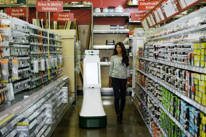 how robots will transform the retail experience