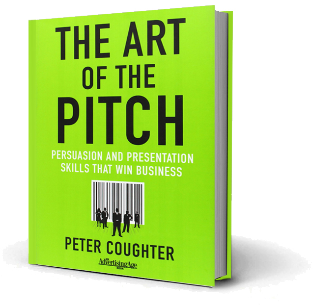 The art of the pitch book cover