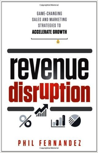 revenue disruption book cover