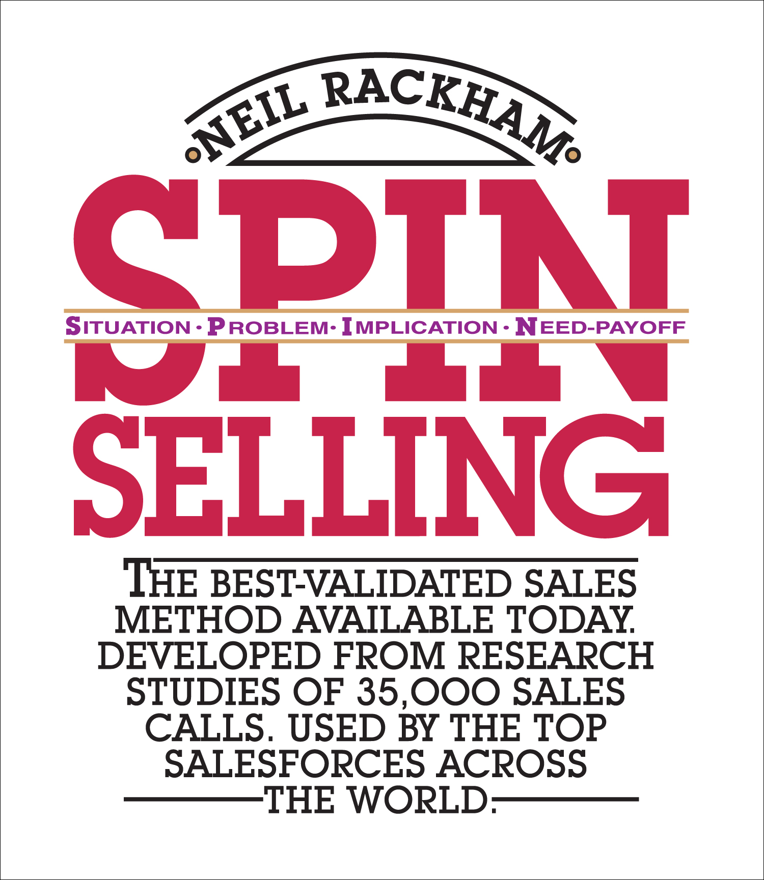 spin selling book cover
