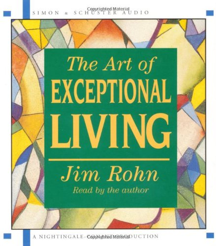 the art of exceptional living book cover