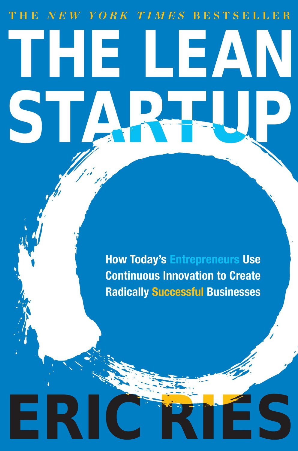 the lean startup book cover