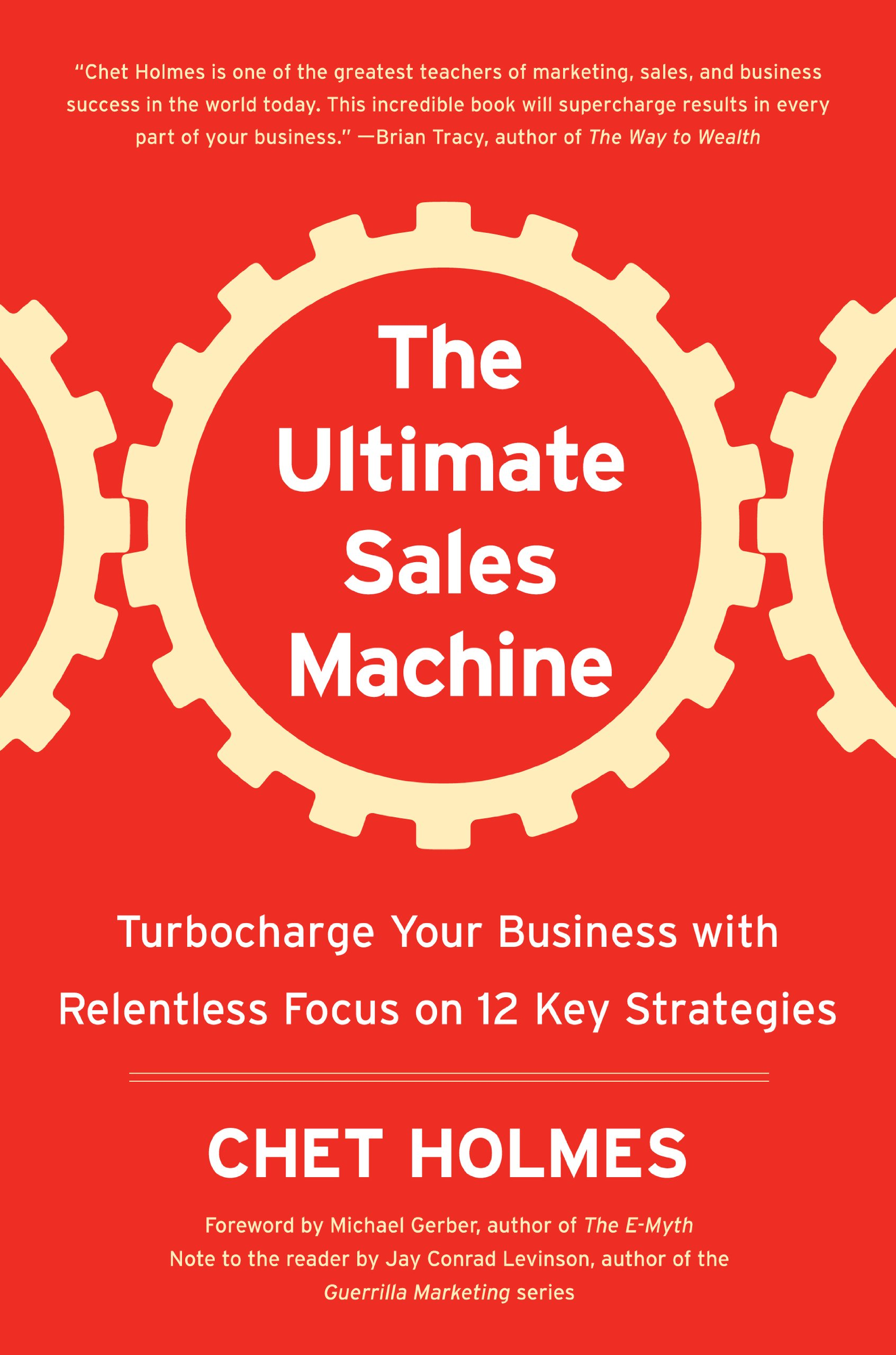the ultimate sales machine book cover