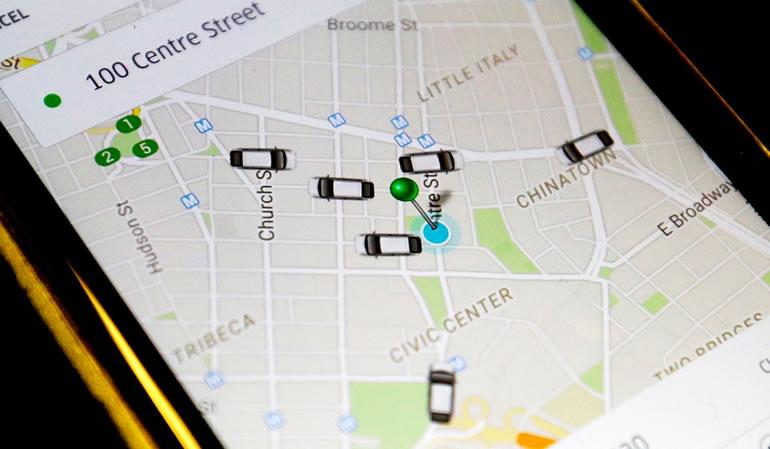 uber congestion