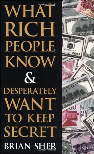 what rich people know and desperately want to keep secret book cover