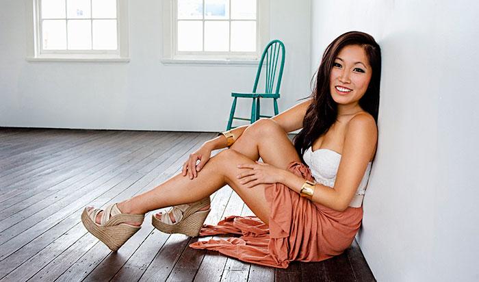 jane lu founder of Show Po