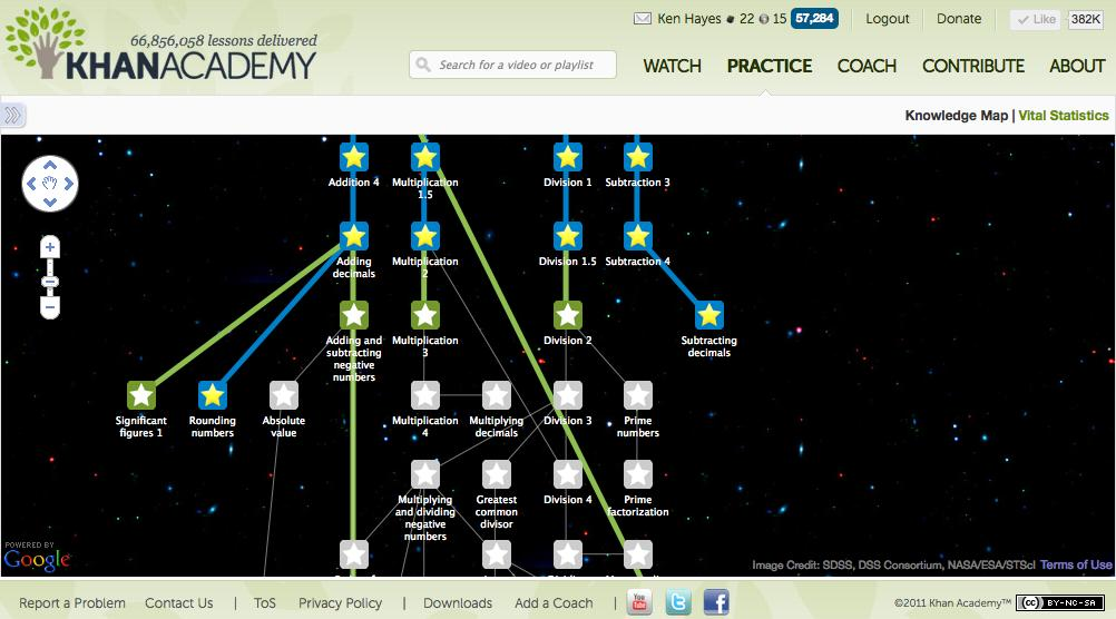 khan academy lesson screenshot