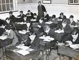 old school teaching styles