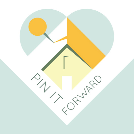 pin it forward campaign logo