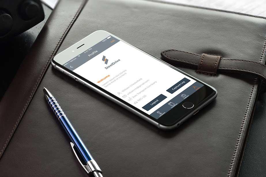 Steeldrive Mobile App
