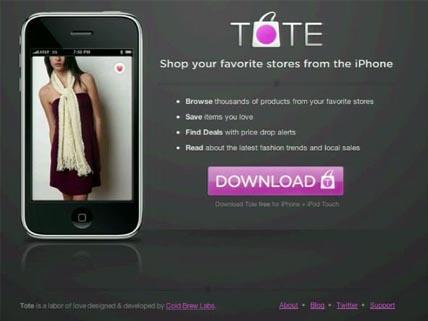 TOTE app