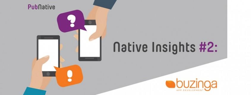 Buzinga App Development interview with PubNative