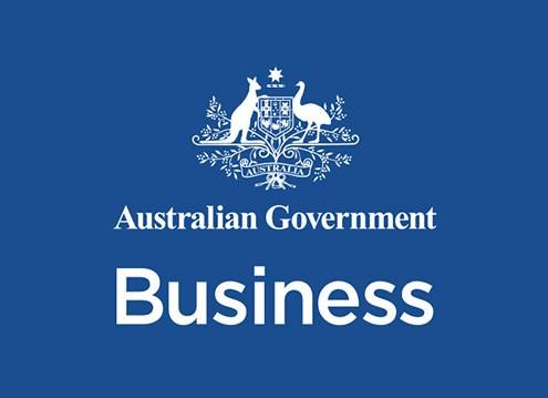 Australian Government BUsiness Logo