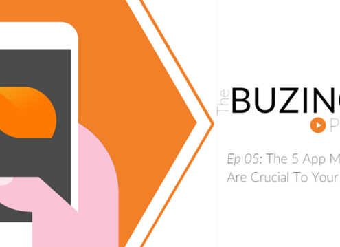 05: The 5 App Metrics That Are Crucial To Your Success