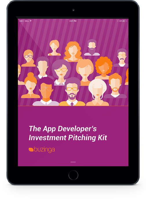 The App Developer's Investment Pitching Kit