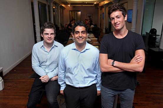 Oscar co-founders