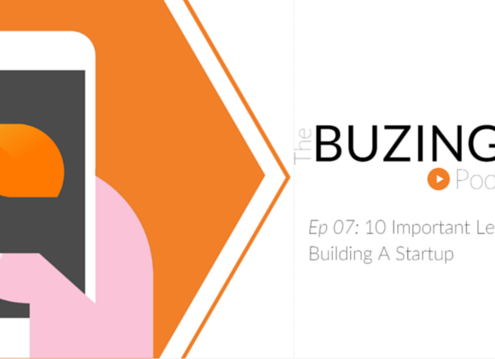 ep 07: 10 fatal commandments of building a startup