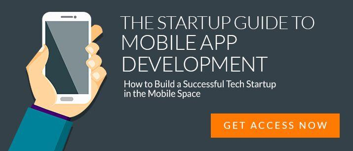 startup guide to app development