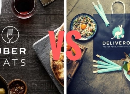 UBER VS DELIVEROO: Which app has the best user experience?