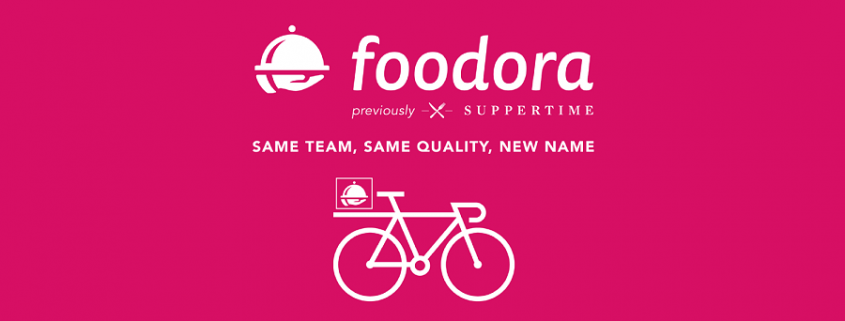 How Suppertime Rebranded As Foodora