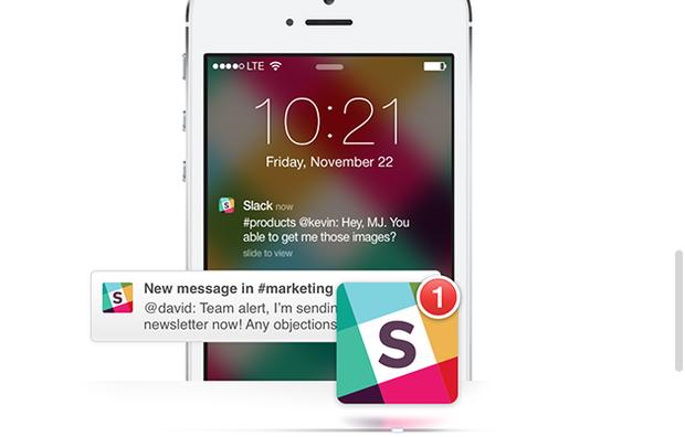 slack enterprise app