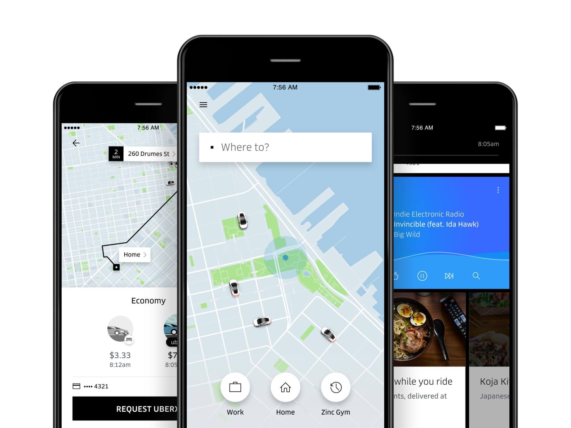 uber new update