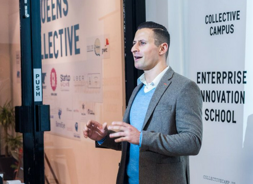 ep 18: Collective Campus' CEO Steve Glaveski on intrapreneurship and corporate innovation